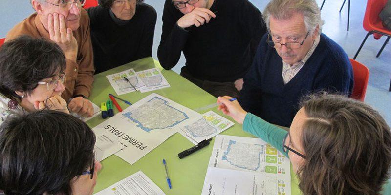 Proceso participativo para el Plan de usos del Distrito de Gràcia