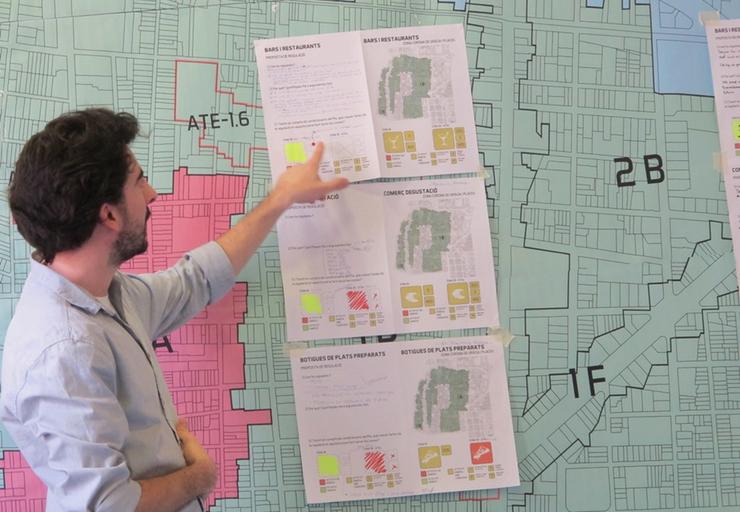 Procés participatiu pel Pla d'usos del Districte de Gràcia