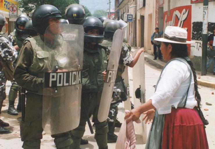 Defensa dels béns comuns i d'institucions público-comunitàries