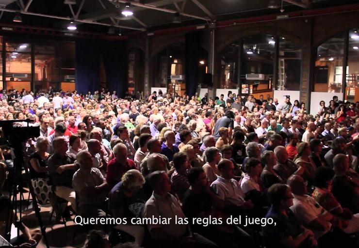 El Ayuntamiento de Barcelona está diseñado para que nada cambie