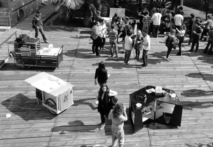 Programa de desarrollo de los comunes urbanos en Barcelona