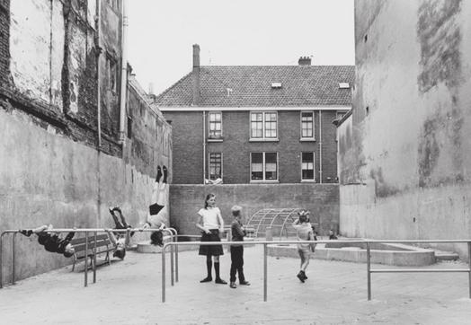 Los espacios vacíos de la ciudad participativa