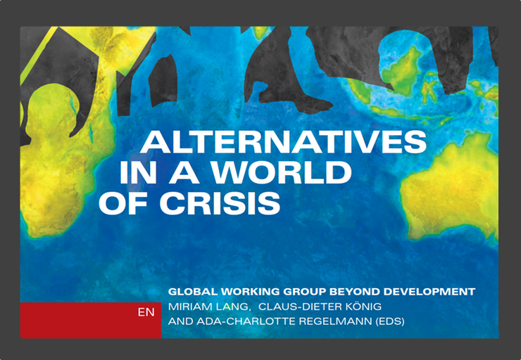 [libro] Alternatives in a world of crisis