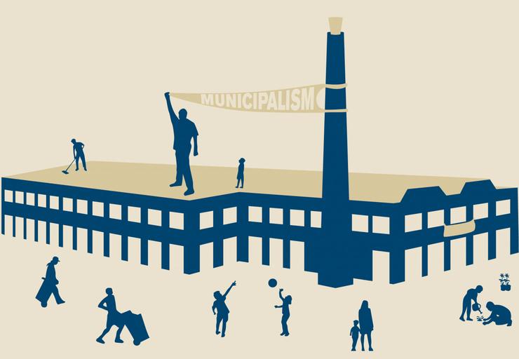 Municipalisme públic-comunitari per a la defensa dels béns comuns